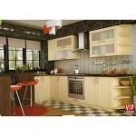 Кухня квадро клен 54